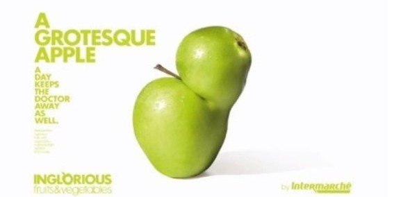 Inglorious Fruits and Vegetables (You Tube Image)