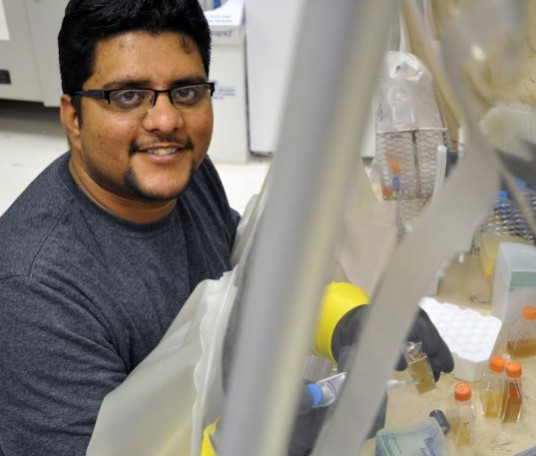 Keerthi Venkataramanan Discovered A Bacteria That Puts Crude Glycerol To Good Use