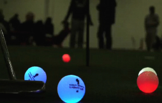 Night Sports Light-Up Golf Balls