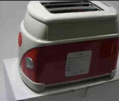 VW Bus Toaster (You Tube Image)