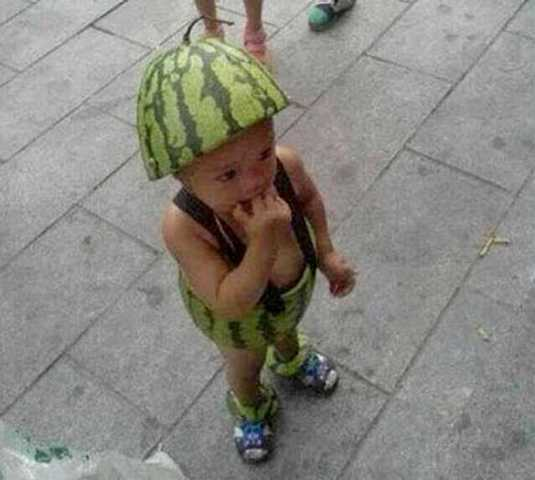 Cute Video Of Dentist Entertaining Toddler Goes Viral: Watermelon Boy In Fruit Suit Goes Viral In China