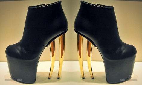 Lady Gaga Fame Shoe: Source: Wehearit.com