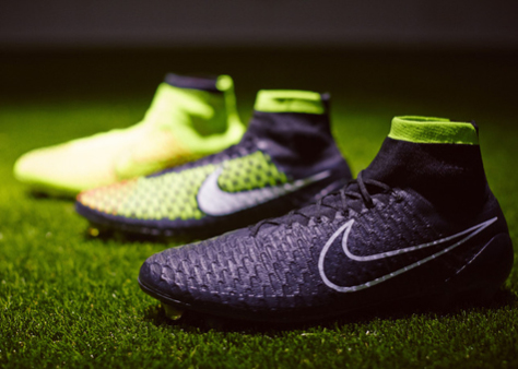 The Magista knitted football boot: Source: wgsn.com