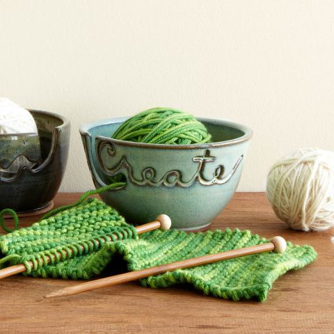 Create Yarn Bowl