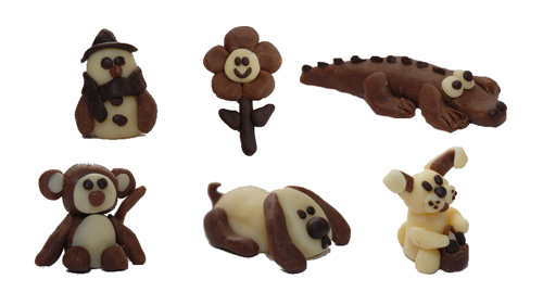 Some examples of Magic Choc models to get you started