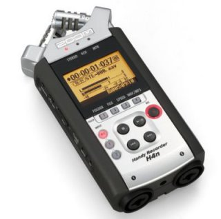 Zoom H4n: Audio recorders bypass AGC and record higher quality sound.