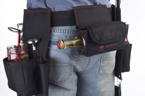 BBQ Tool Belt By The Pit Boss