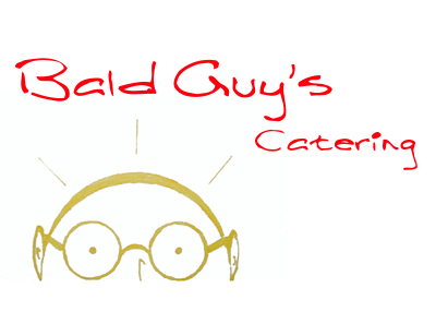"""Yep... I was as bald as bald can get...  The catch phrase was """"Great Food, Less Hair."""""""