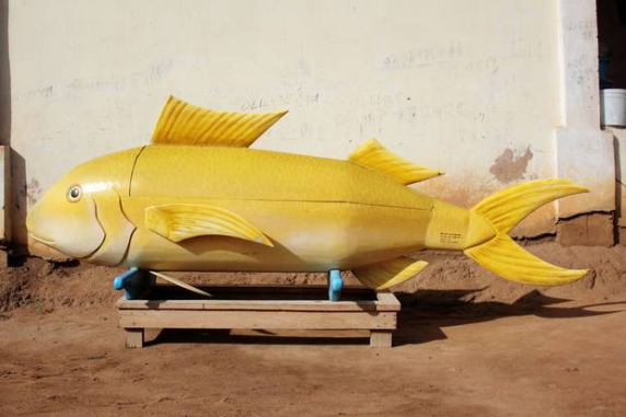 A Fish Coffin (You Tube Image)