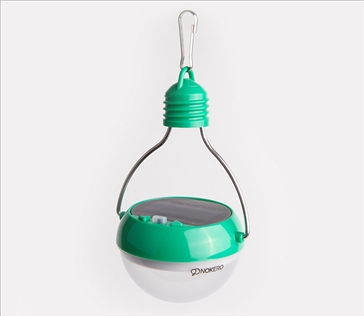 Nokero's Solar Light Bulbs are one of the prizes offered to the winners!